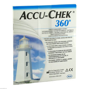 Accu-Chek 360 Software CD Standard